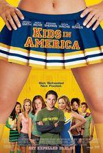 Affiche Kids in America