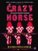 Affiche Crazy Horse