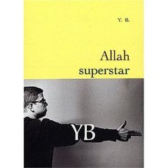 Couverture Allah superstar