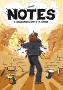 Couverture Quelques minutes avant la fin du monde - Notes, tome 5