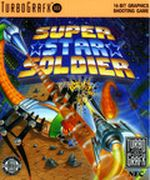 Jaquette Super Star Soldier