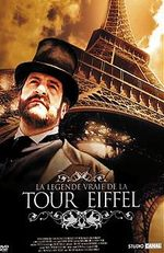 Affiche La Légende vraie de la tour Eiffel
