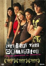 Affiche Itty Bitty Titty Committee