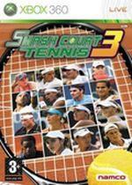 Jaquette Smash Court Tennis 3