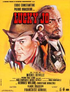 Affiche Lucky Jo