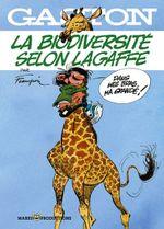 Couverture Gaston : La biodiversité selon Lagaffe (hors-série)