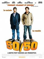 Affiche 50/50