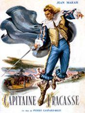 Affiche Le Capitaine Fracasse