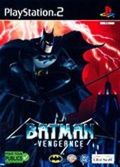 Jaquette Batman : Vengeance