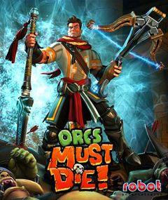 Jaquette Orcs Must Die !
