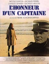 Affiche L'Honneur d'un capitaine
