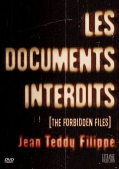 Affiche Les documents interdits