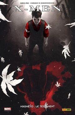 Couverture X-Men: Magneto : Le Testament