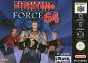 Jaquette Fighting Force 64