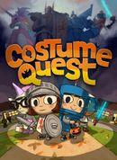 Jaquette Costume Quest