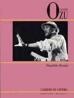 Couverture Yasujirô Ozu