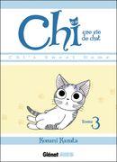 Couverture Chi, une vie de chat, tome 3