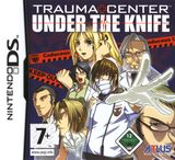 Jaquette Trauma Center : Under the Knife