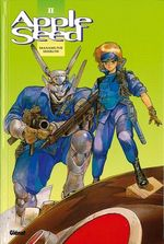 Couverture Appleseed, tome 2