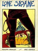 Couverture Le Mystère des abîmes - Lone Sloane, tome 1