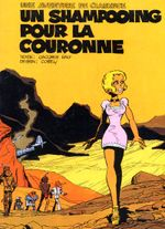 Couverture Un shampooing pour la couronne - Une aventure de Clarence