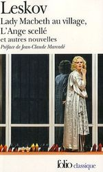 Couverture Lady Macbeth au village