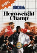 Jaquette Heavyweight Champ