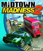 Jaquette Midtown Madness 2
