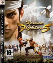Jaquette Virtua Fighter 5
