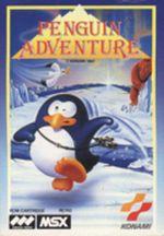 Jaquette Penguin Adventure