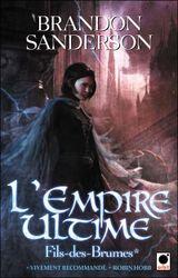Couverture L'Empire Ultime - Fils-des-Brumes, tome 1