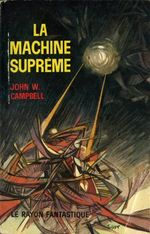 Couverture La Machine suprême