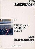 Couverture Léviathan, l'ombre bleue