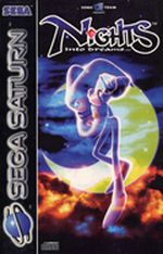 Jaquette NiGHTS : Into Dreams