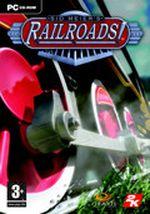 Jaquette Sid Meier's Railroads!