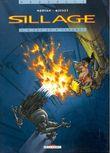 Couverture À feu et à cendres - Sillage, tome 1