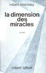 Couverture La dimension des miracles