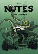 Couverture Songe est mensonge - Notes, tome 4