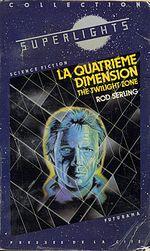 Couverture La Quatrème dimension