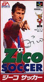 Jaquette Zico Soccer