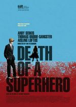 Affiche Death of a Superhero