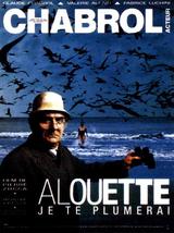 Affiche Alouette je te plumerai