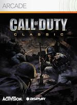 Jaquette Call of Duty Classics