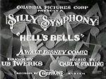 Affiche Hell's Bells