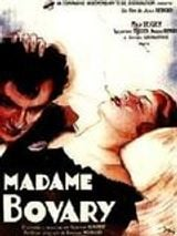 Affiche Madame Bovary