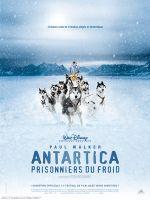 Affiche Antartica : Prisonniers du froid