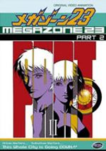 Affiche Megazone 23 : Part 2