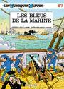 Couverture Les Bleus de la marine - Les Tuniques bleues, tome 7