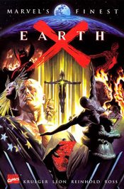 Couverture Earth X