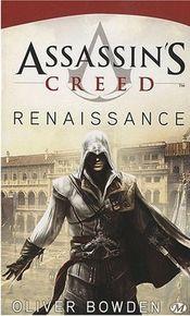 Couverture Renaissance - Assassin's Creed, tome 1